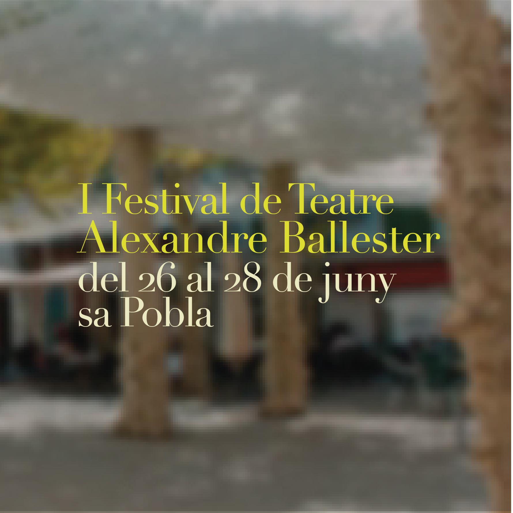 Imatge del festival